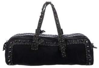 Fendi Studded Selleria Shoulder Bag