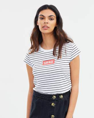 Cotton On T-Bar Friends Graphic Tee