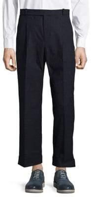 Carlos Campos Dark Cotton Pants