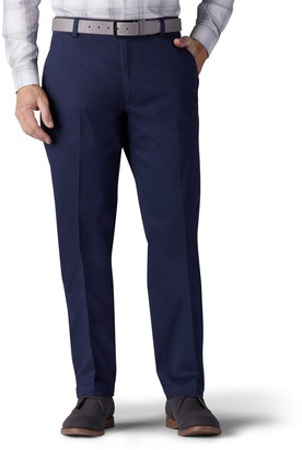 Lee Men's Performance Series Relaxed-Fit Tri-Flex No-Iron Pants