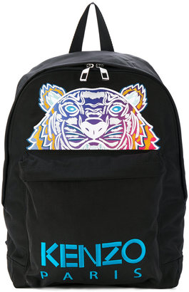 Kenzo large Rainbow backpack $235 thestylecure.com