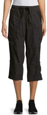 Calvin Klein Classic Capri Cargo Pants