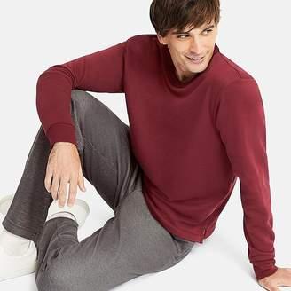 Uniqlo Men's Pile-lined Sweat Set