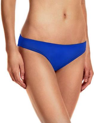 Karla Colletto Basic Hip Pant Swim Bottom $131 thestylecure.com