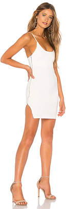 by the way. Clara Side Zip Bodycon Dress