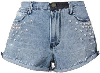 RtA Pearl Denim Shorts