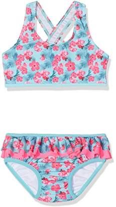 Name It Baby Girls' Nitzana W Shield Mz Bikini