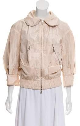 Louis Vuitton Lightweight Silk Jacket