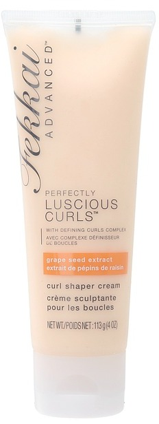 Frederic Fekkai Perfectly Luscious Curls Curl Shaper Cream (N/A) - Beauty