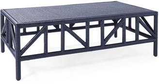 Serena & Lily Trestle Coffee Table