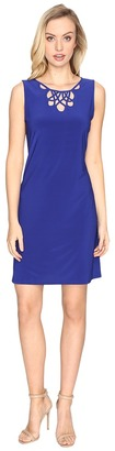 Christin Michaels - Perceval Sleeveless Dress Women's Dress $69 thestylecure.com