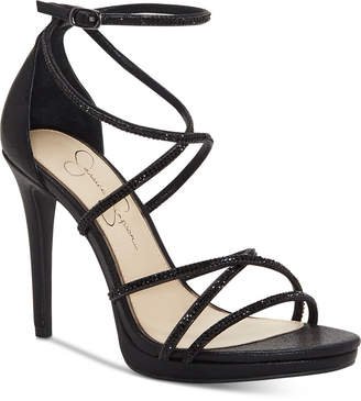 Jessica Simpson Jaeya Strappy Dress Sandals Women Shoes
