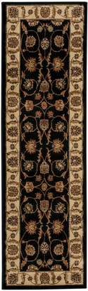 Mariposa Rug Squared Traditional Rug Runner (MAR09)