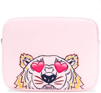Kenzo Heart Capsule Tiger laptop case