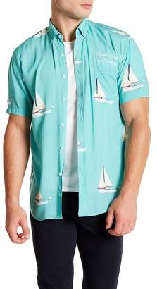 DAY Birger et Mikkelsen DUVIN In Paradise Short Sleeve Shirt