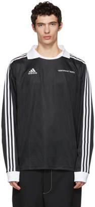 Gosha Rubchinskiy Black adidas Originals Edition Jersey Shirt