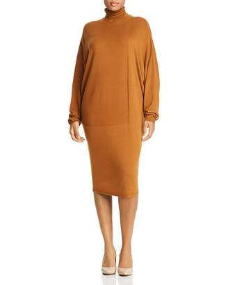 Marina Rinaldi Game Turtleneck Dress