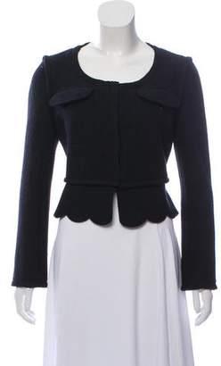 Chloé Wool Evening Jacket