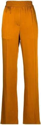 Haider Ackermann elasticated straight leg trousers