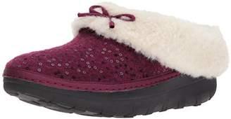 FitFlop Womens Loaff Snug Sequin Slipper