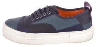 Eytys Satin Platform Sneakers