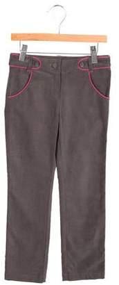 Tartine et Chocolat Girls' Carlia Velvet Pants w/ Tags