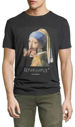 Eleven Paris Men's Vermeer Graphic T-Shirt