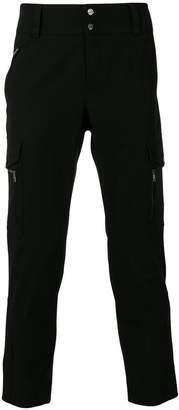 Dolce & Gabbana multi-pocket straight leg trousers