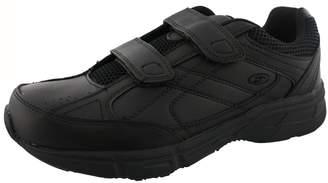 Dr. Scholl's Men's Brisk Light Weight Velcro Sneaker , Wide Width (9.5 Wide, )