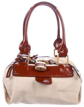 Pre-Owned at TheRealReal · Chloé Woven Paddington Tote 43b633d447918