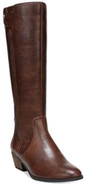 94e3454248fb Dr. Scholl s Brilliance Wide-Calf Tall Boots Women s Shoes