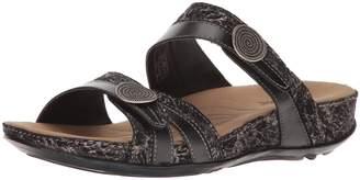 Romika Women's Fidschi 22 Flat Sandal