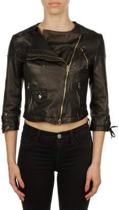 Delan Leather Jacket