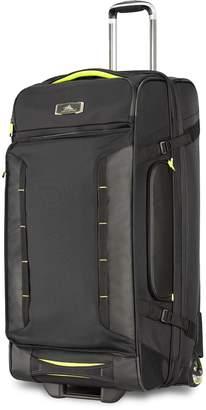 High Sierra AT8 32-Inch Drop-Bottom Rolling Duffel Bag