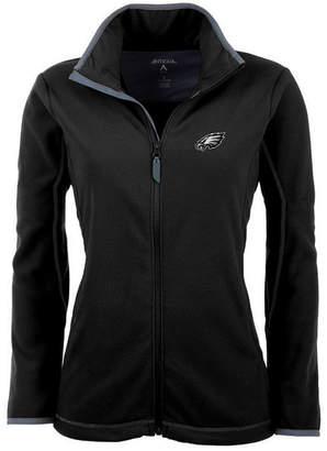 Antigua Women's Philadelphia Eagles Ice Full-Zip Jacket