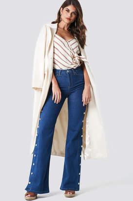 Trendyol High Flared Jeans