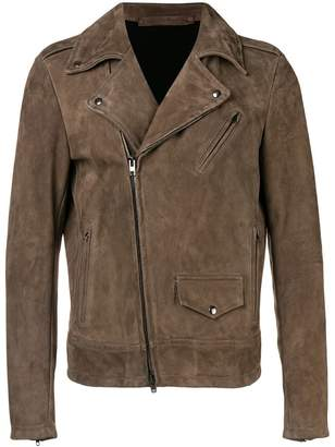 Salvatore Santoro biker jacket