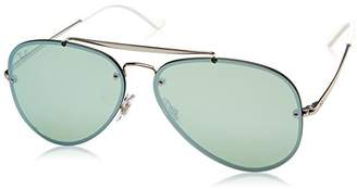 Ray-Ban Unisex Blaze Aviator 905130 Sunglasses
