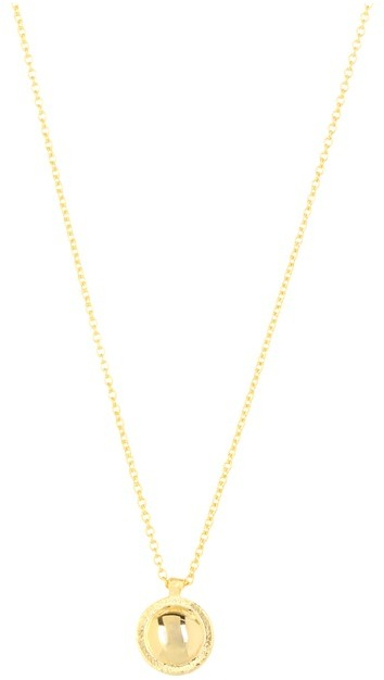 Gorjana Isis Short Necklace (Gold) - Jewelry
