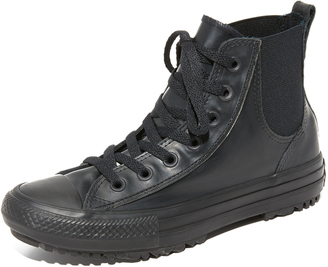 Converse Chuck Taylor All Star Chelsea Sneakers $80 thestylecure.com