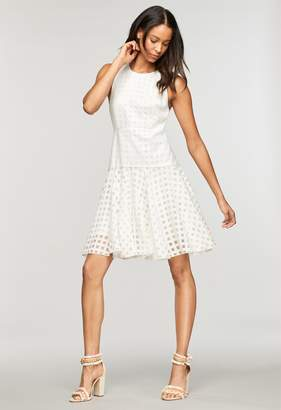 07dae8696d0 Free Ground Shipping at Milly · Milly MillyMilly Illusion Check Felicity  Dress