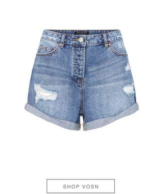 Camilla And Marc Delphine Denim Short