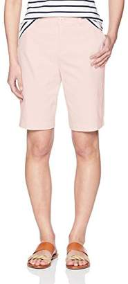 NYDJ Women's Petite Bermuda Twill Short