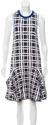 Issa Knit Knee-Length Dress w/ Tags