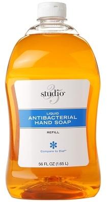 Studio 35 Antibacterial Liquid Hand Soap Refill