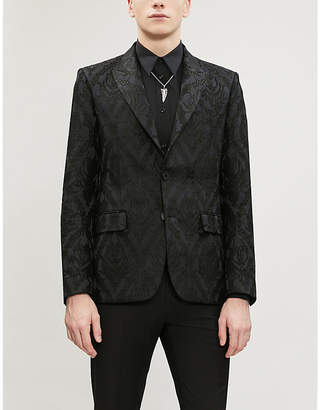 Givenchy Signature slim-fit cotton shirt