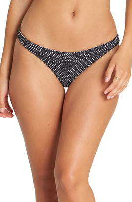 Billabong Wild Tropic Reversible Tanga Bikini Bottoms