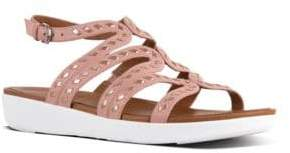 FitFlop Strata Gladiator Leather Sandals