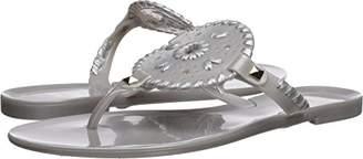 Jack Rogers Women's Georgica Jelly Flat Sandal