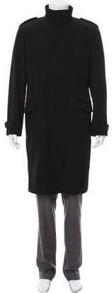 Kenzo Wool Overcoat